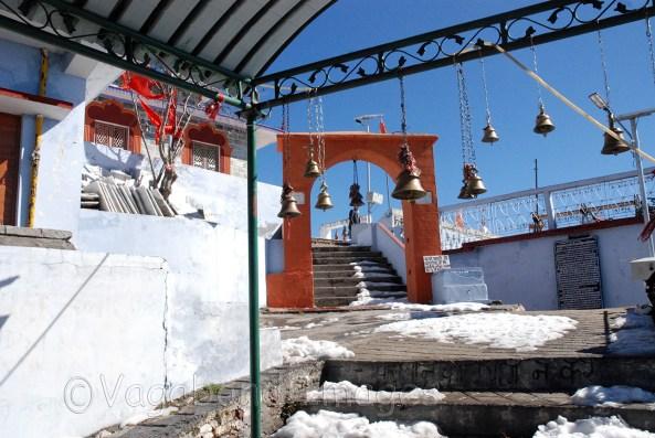 Surkanda Temple