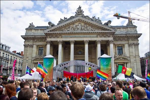 Belgian Pride 2012 ©VISITBRUSSELS -E.Danhier
