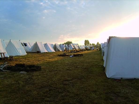 Battle of Waterloo Reenactment - Photo: Katia Chaval