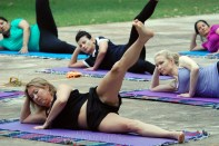 Yoga in Kairali12
