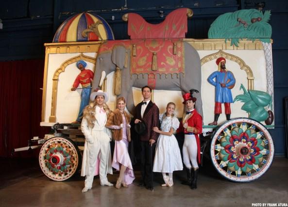 Circus Nutcracker-Sarasota