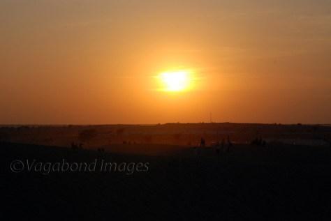 Sunset at Thar1