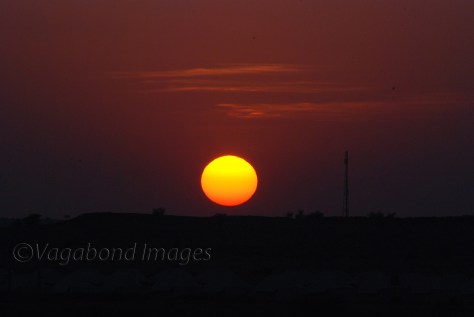 Sunset at Thar7