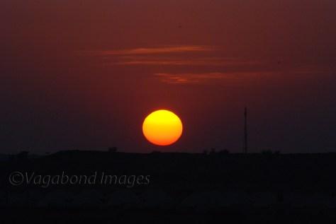 Sunset at Thar7