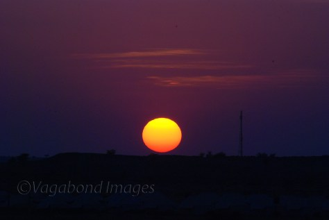 Sunset at Thar9