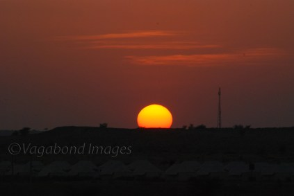 Sunset at Thar12