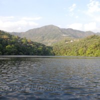A lake with nine corners - Naukuchiatal