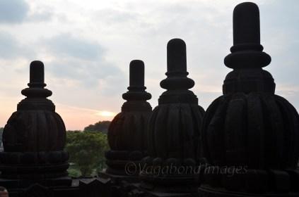 Prambanan Sunset1
