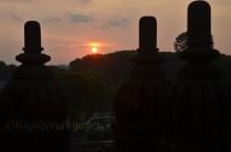 Prambanan Sunset6