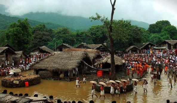 Kottiyoor-Festival