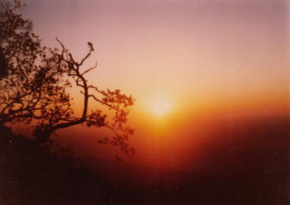 Mt__Abu_Sunset