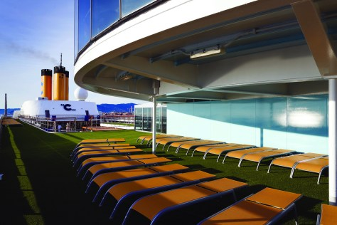 Costa neoClassica open deck