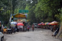 Roadside Food stalls