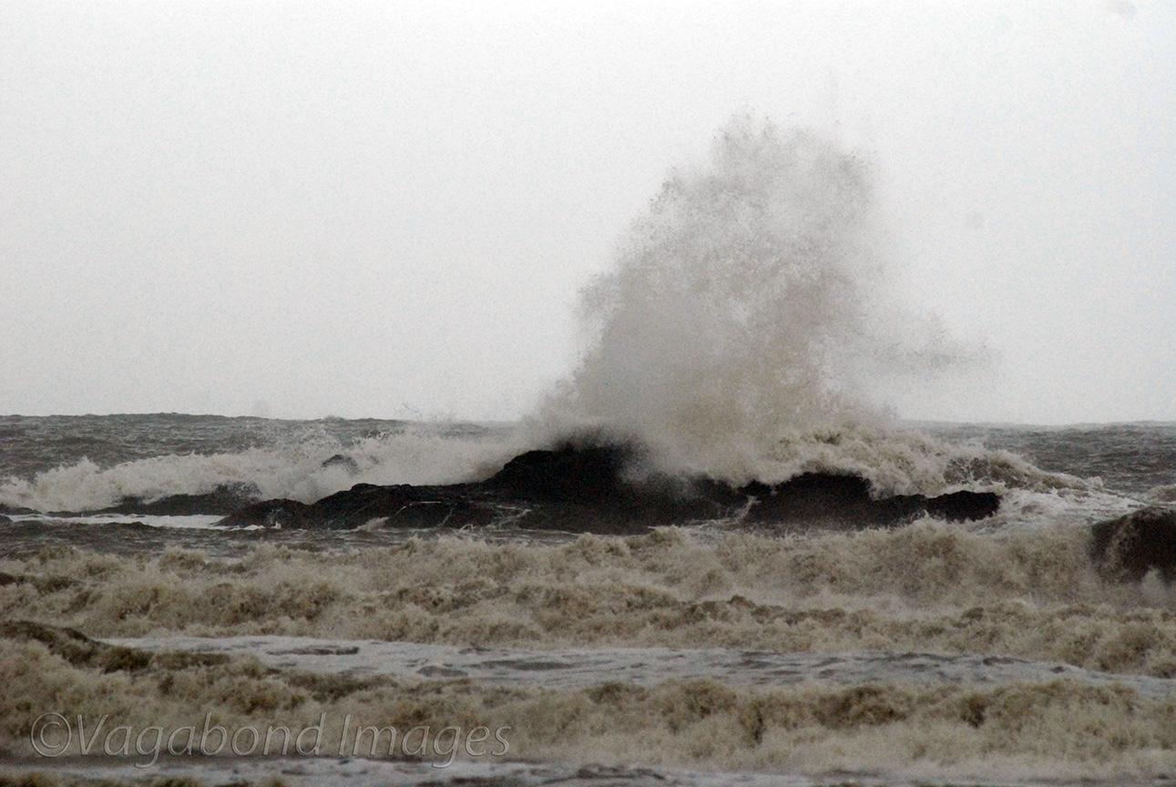 Monsoon in full force