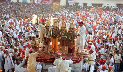 Ramlila of Ramnagar