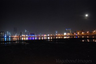 View from Haji Ali