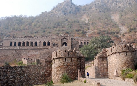 The main fortress