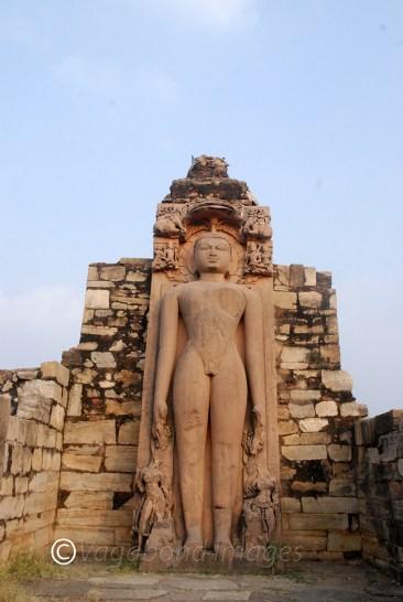 Statute of a Jain Tirthankar