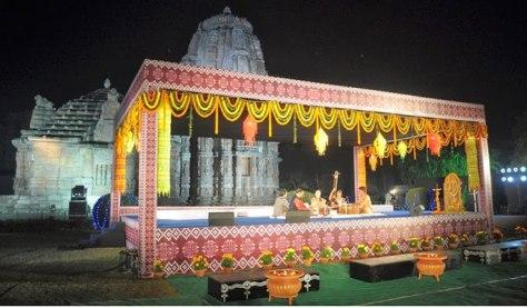 Rajarani Festival