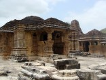 Platforms of many other temples which have now been lost