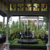 A bit of old world charm at Yogyakarta