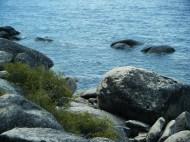 Boulders on Lake Tahoe
