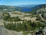 Went with some friends to Donner Pass. While they did some crazy rock climbing, I hiked around and took in the sights.