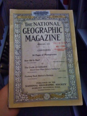 Cover of a 1916 issue