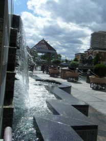 Reno Waterfall