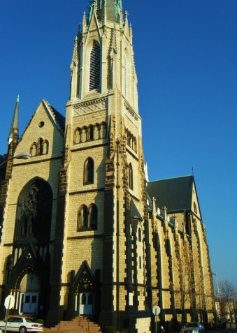 Soulard Cathedral, St. Louis