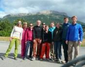 Eliane, Florence, Marie-Pierre, David, Marion, Florence, Stef, Sophie, Antoine et Arnaud.
