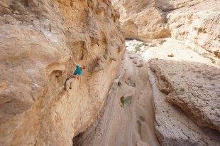 Wadi Bani Khalid, Honey Bani, 7c
