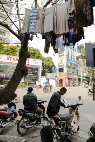The rhythm of life, Hanoi