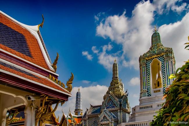royal palace of bangkok, thailand