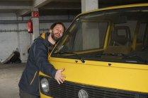 VW T3 Bulli: ich hab Dich lieb
