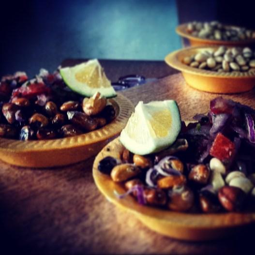 En los diferentes Cafpe del Tren podrán degustar diferentes platos tradicionales.