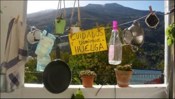 HUELGA DE CUIDADOS