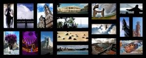 Fotomontaje Viajes. De Diego Guerra