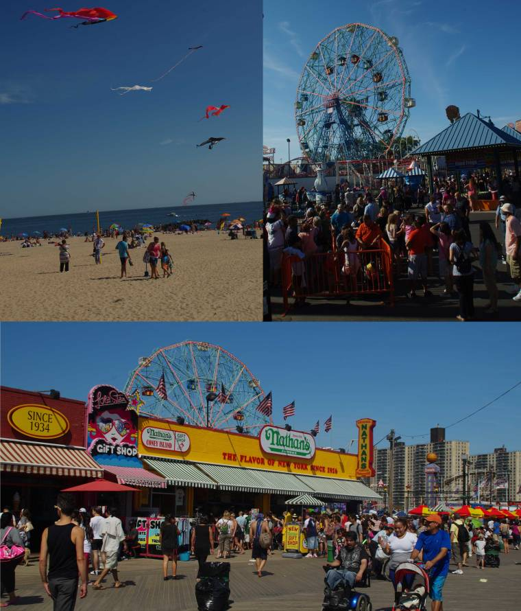 Luna Park - Coney Island - New York
