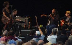 Bobby Mcferrin - Concierto - Central Park - New York