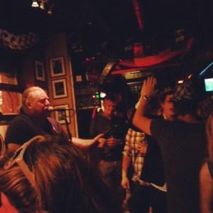 Música en directo en los pubs de Temple Bar, Dublín