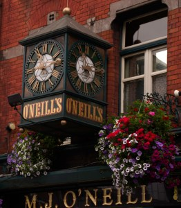O'Neill Pub en Dublín