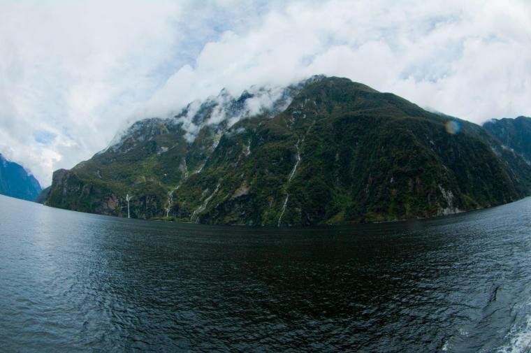 Milford Sound, Fiordland, Nueva Zelanda