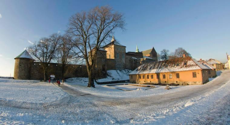 La fortaleza de Akershus, Oslo