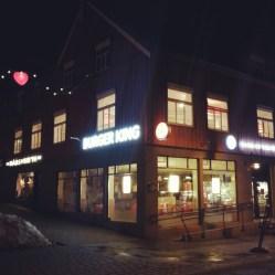 El Burger King más boreal del mundo, en Tromso