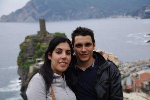 En Cinque Terre, Italia