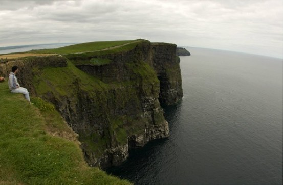 Acantilados de Moher en Irlanda
