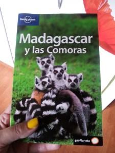 Con la Lonely Planet en nuestras manos, el viaje a Madagascar está aún más cerca