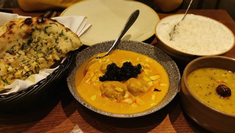 Restaurante indio con una Estrela Michelín: Trishna en Londres