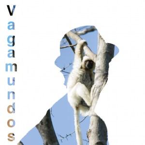 Logo de Madagascar con imagen de un lemur